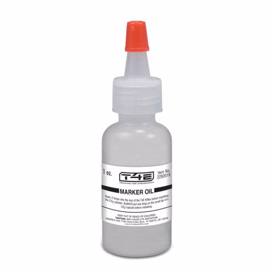 Picture of T4E OIL FOR T4E TRAINING MARKER GUNS - 1 OZ