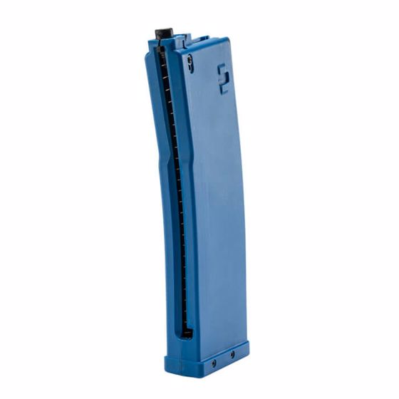 Picture of T4E TM4 .43 CAL MAGAZINE FOR TRAINING GUN - BLUE