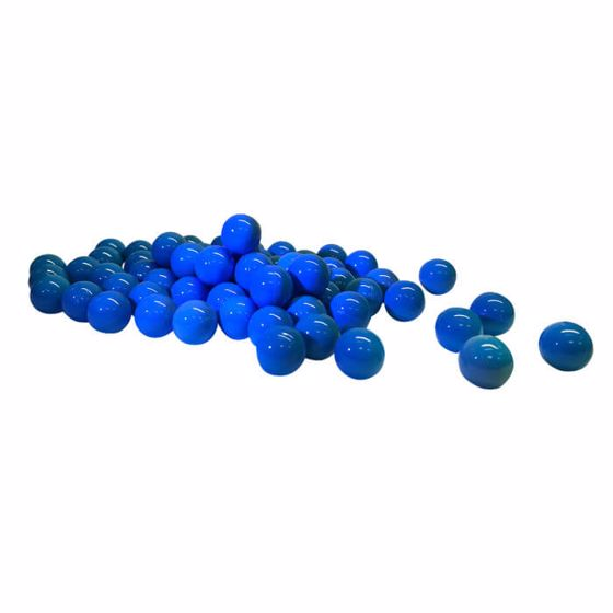 Picture of T4E PAINTBALLS .43 CAL- BLUE- 8,000 CT